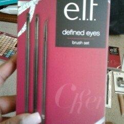 e.l.f. Defined Eyes Brush Set 3pc uploaded by Jocelyn K.