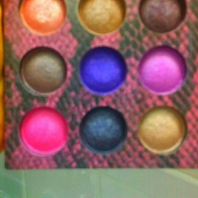 Photo of BH Cosmetics Baked Eyeshadow Palette uploaded by Abisola A.