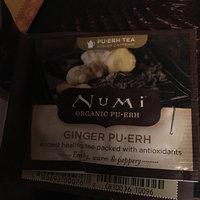 Numi Organic Tea Ginger Pu-erh uploaded by Jessica A.