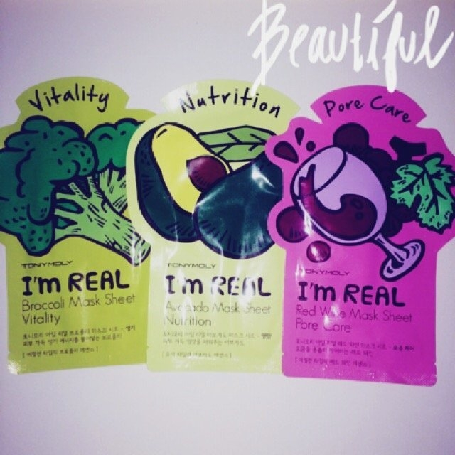 Tony Moly - I'm Real Avocado Mask Sheet (Nutrition) 10 pcs uploaded by Sikora M.