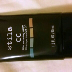 Photo of stila CC Color Correcting Cream uploaded by Kristi B.