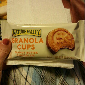 Photo of Nature Valley™ Granola Cups Peanut Butter Chocolate uploaded by January G.