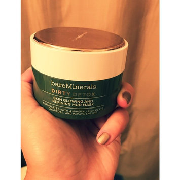 Bare Escentuals bare Minerals Skinsorials Dirty Detox Skin Glowing & Refining Mud Mask uploaded by Kimberly S.