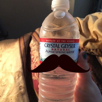 Photo of Crystal Geyser® Alpine 1 L Natural Spring Water 12 Ct Plastic Bottles uploaded by Alexandra B.