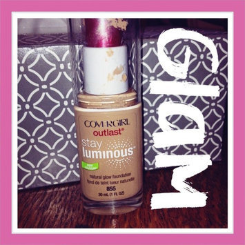 COVERGIRL Stay Luminous Foundation uploaded by Monica T.