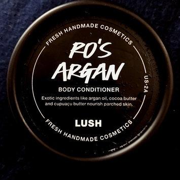 Photo of LUSH Ro's Argan Body Conditioner uploaded by Ashley G.
