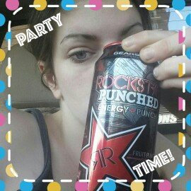 Photo of Rockstar Energy Drink uploaded by Daniella H.