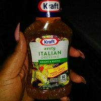 Kraft Zesty Italian Dressing Bright & Rustic uploaded by Chyna R.