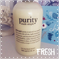 philosophy purity made simple one-step facial cleanser uploaded by Sabrina R.