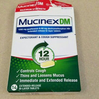 Mucinex DM Cough & Chest Congestion Tablets uploaded by Heather J.
