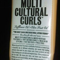 Miss Jessie's Multicultural Curls - 8.5 fl oz uploaded by Crystal L.