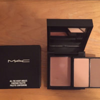 MAC 'All the Right Angles' Contour Palette - Medium Dark uploaded by Michelle H.