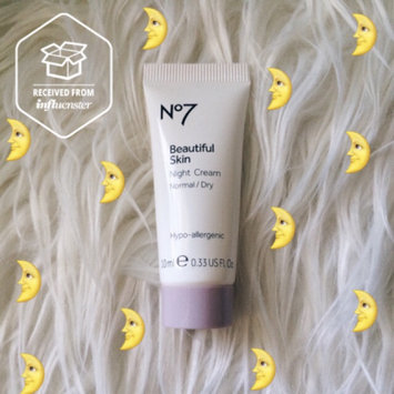 Photo of Boots No7  Beautiful Skin Night Cream Normal/Dry uploaded by Jessica J.