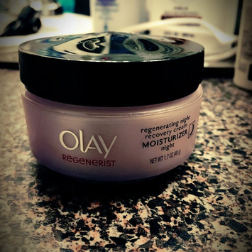 Olay Regenerist Advanced Anti-Aging Night Recovery Moisturizing Cream uploaded by Jennell M.