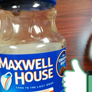 Photo of Maxwell House Original Instant Coffee uploaded by Carolyn B.
