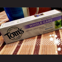 Tom's OF MAINE Spearmint Whole Care® Toothpaste uploaded by Cassie A.