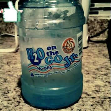 Photo of Arrow Plastics H2O on the Go 2.2 Liter Beverage Bottle uploaded by Ashley F.