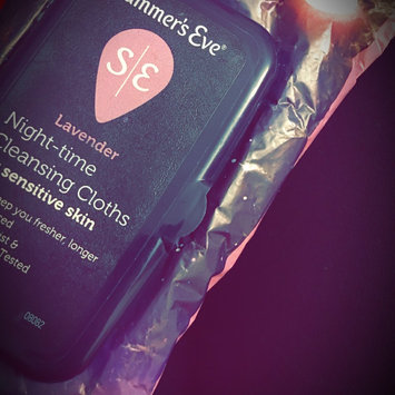 Photo of Summer's Eve® Lavender Night-time Cleansing Cloths for Sensitive Skin 32 ct Pouch uploaded by Andrea N.