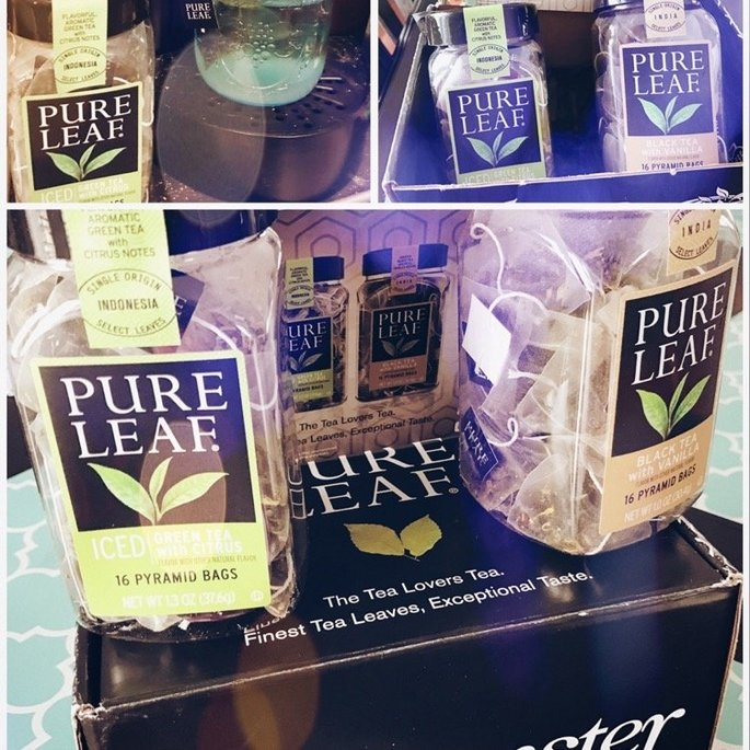 Pure Leaf Iced Green Tea with Citrus uploaded by Christine C.