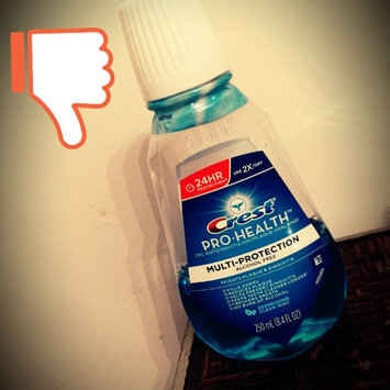 Photo of Crest Pro-health Multi-protection Mouthwash uploaded by Lacey L.