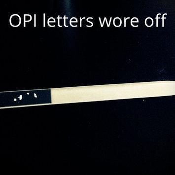 Photo of OPI Crystal Nail File uploaded by Yanira F.