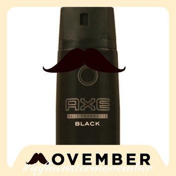 AXE Black Body Spray for Men - 4 oz uploaded by Samia J.
