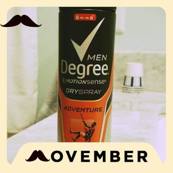 Photo of Degree Men Dry Spray Antiperspirant, Adventure, 3.8 oz uploaded by Tracy M.
