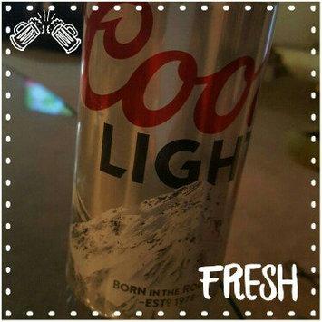 Photo of Coors Light uploaded by Alisha B.