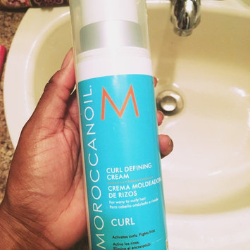 Moroccanoil Curl Defining Cream uploaded by Delilah W.