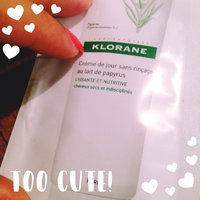 Klorane No-Rinse Care with Papyrus Milk uploaded by Elaine Teresa P.