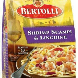 Bertolli Classic Meal for Two Shrimp Scampi & Linguine uploaded by Christina S.