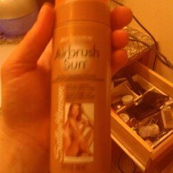 Sally Hansen Airbrush Sun Mousse Tanning Lotion Medium - 5 oz uploaded by Sarah A.