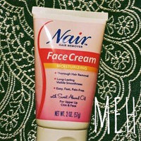 Nair Moisturizing Face Cream, 2 Ounce uploaded by Emily R.