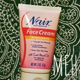Photo of Nair Moisturizing Face Cream, 2 Ounce uploaded by Emily R.