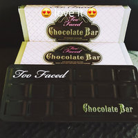 Too Faced Chocolate Bar Eyeshadow Palette uploaded by Kira G.