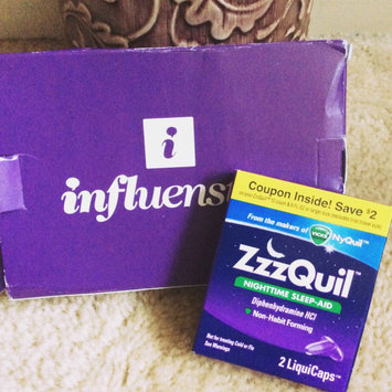 ZzzQuil Nighttime Sleep-Aid Liquid, Warming Berry uploaded by Shea H.