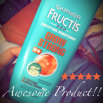 Photo of Garnier® Fructis® Grow Strong Conditioner 13 fl. oz. Bottle uploaded by Christina A.