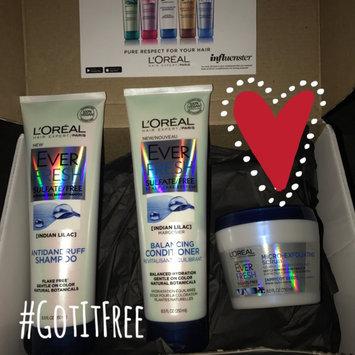 Photo of L'Oréal Paris Ever Sleek Sulfate Free Intense Smoothing Haircare Regimen Bundle uploaded by Caitlen C.
