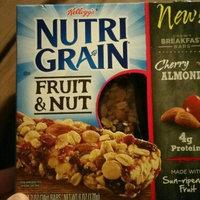 Kellogg's® Nutri-Grain® Cherry Almond Fruit & Nut Bar uploaded by Crystal B.