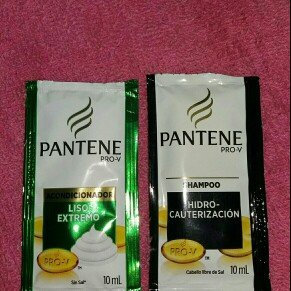 Photo of Pantene Smooth Lisses Shampoo uploaded by Melii Q.