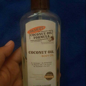 Palmer's Coconut Oil Formula with Vitamin E Dry Oil Hair Elixir uploaded by laura s.