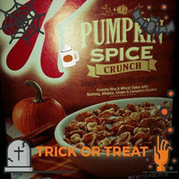 Kellogg's® Special K® Pumpkin Spice Crunch Cereal 12.4 oz. Box uploaded by Courtney K.