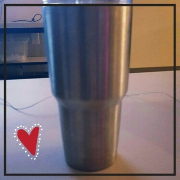 Photo of Ozark Trail 30-Ounce Double-Wall, Vacuum-Sealed Tumbler uploaded by Betsy P.