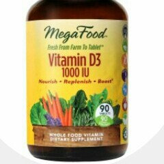 MegaFood Vitamin D3 uploaded by Edna O.