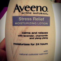 Aveeno Active Naturals Stress Relief Moisturizing Lotion uploaded by Estefani G.
