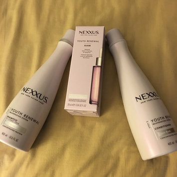 Photo of Nexxus Youth Renewal Rebalancing Shampoo uploaded by Lillian A.
