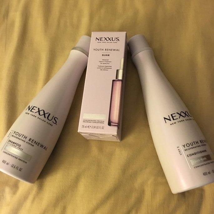 Nexxus Youth Renewal Rebalancing Shampoo uploaded by Lillian A.