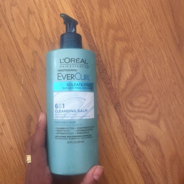 L'Oréal Paris Hair Expertise® EverCurl Cleansing Balm uploaded by Christine D.