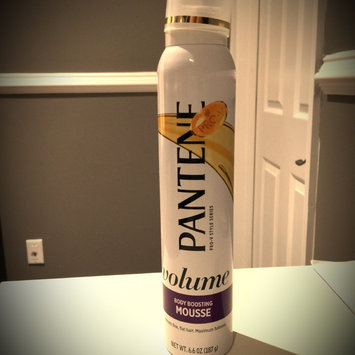Photo of Pantene Pro-V Fine Hair Style Volume Triple Action Hair Mousse, 6.6 oz uploaded by Crystal Q.