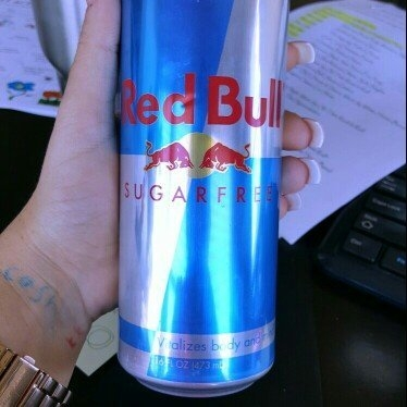 Red Bull Sugarfree Energy Drink uploaded by Krissy H.